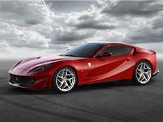 Ferrari trình làng siêu xe mạnh nhất trong lịch sử
