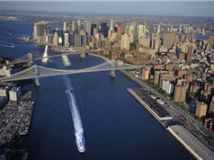 10 thành phố đẹp nhất nước Mỹ