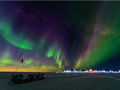 Khám phá cuộc sống của các nhà nghiên cứu ở Nam Cực