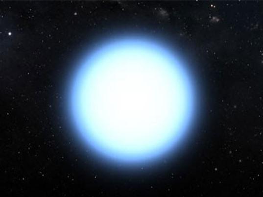 Phát hiện sao lùn trắng chứa nhiều vật liệu có sự sống