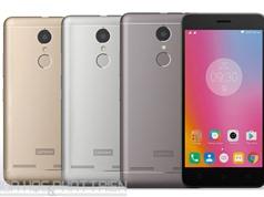 """Lenovo công bố giá bán 2 smartphone selfie, pin """"khủng"""" ở Việt Nam"""