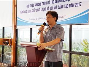 TP.HCM: Doanh nghiệp được hỗ trợ nâng cao năng suất chất lượng