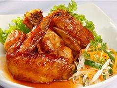 Tuyệt chiêu chế biến món cánh gà rim nước tương cà thơm ngon