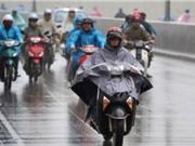 Gió mùa đông bắc tràn về, Bắc Bộ rét đậm, rét hại