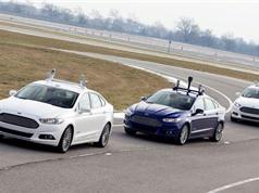 Ford đầu tư 1 tỷ USD vào công nghệ tự lái