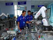 Khu Công nghệ cao TPHCM mở xưởng thực hành tự động hóa
