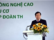 Thêm một dự án nông nghiệp công nghệ cao 'khủng' tại Thái Bình