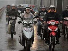 Không khí lạnh tăng cường, Bắc Bộ rét đậm, rét hại kèm mưa