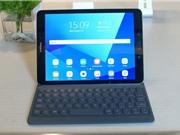 """Samsung giới thiệu Galaxy Tab S3: Cấu hình """"khủng"""", bàn phím rời"""