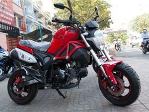 'Hàng nhái' Ducati Monster giá 35 triệu tại Việt Nam