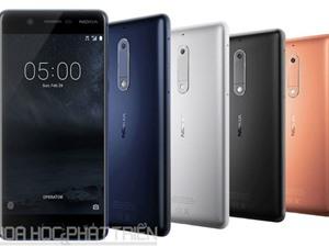 Nokia giới thiệu 3 smartphone tại MWC 2017
