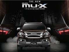 Isuzu chính thức giới thiệu mu-X phiên bản nâng cấp 2017