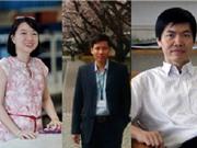 Bộ trưởng Chu Ngọc Anh chúc mừng các nhà khoa học có công bố trên tạp chí quốc tế