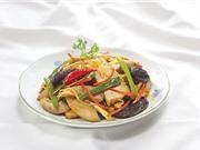 Hướng dẫn chế biến món nấm đùi gà kho gừng thơm ngon, bổ dưỡng