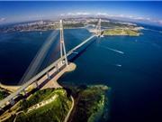 """""""Điểm danh"""" 10 cây cầu cao nhất thế giới"""