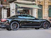 Cận cảnh Maserati GranTurismo MC Stradale hơn 9 tỷ đồng tại Hà Nội