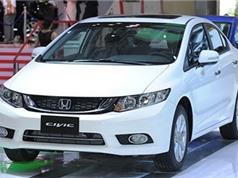 Ôtô Honda Việt Nam triệu hồi 1.335 xe để sửa túi khí