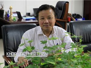 GS-TS Lê Huy Hàm - nhà khoa học uy tín trong lĩnh vực công nghệ sinh học