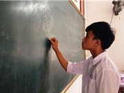 Học sinh Ninh Bình chế máy quét rác, máy phun thuốc sâu đa năng