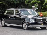 Xe chống đạn của Hoàng gia Nhật Bản có gì đặc biệt?