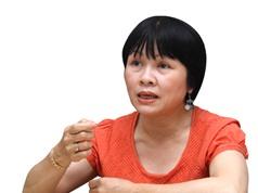 TS Khuất Thu Hồng - Viện trưởng Viện Nghiên cứu phát triển xã hội: Còn thiếu các nghiên cứu mang tính hàn lâm