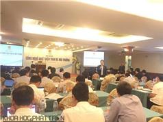 Nhiệt điện than Việt Nam tiếp cận công nghệ tiên tiến ngang tầm thế giới
