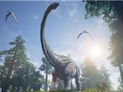 Cấu trúc đốt sống đặc biệt giúp khủng long nâng đỡ trọng lượng cơ thể