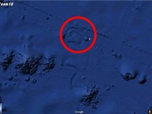 Phát hiện vật thể nghi đĩa bay người ngoài hành tinh ở đáy Thái Bình Dương