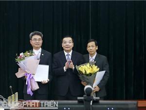 Bộ Khoa học và Công nghệ trao quyết định bổ nhiệm 2 chức danh mới