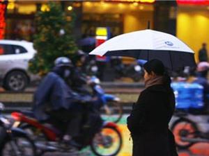 Gió mùa về, Hà Nội chuyển rét và mưa