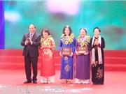 Thủ tướng trao giải thưởng Kovalevskaia cho 6 nhà khoa học nữ