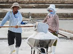 """Diêm dân sống khoẻ nhờ  công nghệ """"muối làm sạch muối"""""""