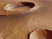 Dấu tích siêu lũ trải dài 3.000 km trên sao Hỏa