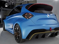 Renault giới thiệu xe điện đặc biệt dành cho cư dân đô thị