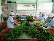 Long An: Xây dựng chuỗi cung cấp rau, thịt gà, gạo an toàn