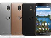 BlackBerry Aurora trình làng: RAM 4 GB, hỗ trợ 2 SIM