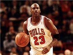 Vua bóng rổ Michael Jordan và vụ kiện thương hiệu đình đám