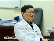 PGS-TS Lê Ngọc Hà - nhà khoa học uy tín trong lĩnh vực ứng dụng năng lượng nguyên tử