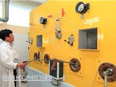 Dược chất phóng xạ made in Vietnam làm không đủ bán