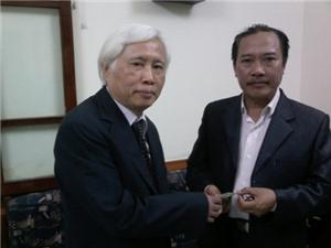 GS-TS Trần Đức Thiệp - nhà khoa học uy tín trong lĩnh vực ứng dụng năng lượng nguyên tử