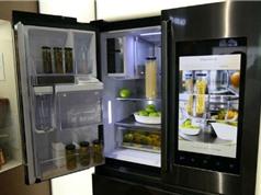 Samsung và LG so kè công nghệ tủ lạnh thông minh