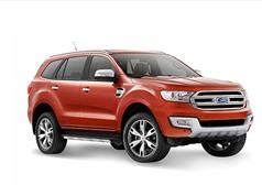 Ford Everest giảm giá 64 triệu đồng