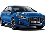 Hyundai Sonata bản nâng cấp ra mắt ở Hàn Quốc