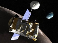 NASA tìm thấy tàu vũ trụ thất lạc 8 năm trên quỹ đạo Mặt Trăng