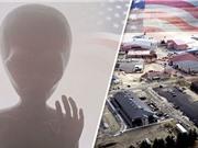 Người ngoài hành tinh bị bắn hạ ở căn cứ không quân Mỹ?