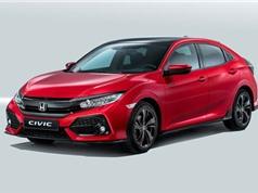 Honda Civic Hatchback 2017 giá 33.000 USD tại Thái Lan
