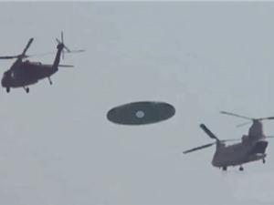 Clip: Top 5 pha chạm trán giữa máy bay quân sự và UFO