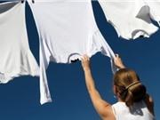 Mẹo giặt và phơi quần áo nhanh khô trong ngày nồm ẩm