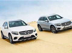 Mercedes-Benz tăng giá bán GLC tại Việt Nam