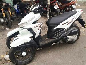 Ngắm Honda Click độ 3 bánh như siêu môtô tại Sài Gòn